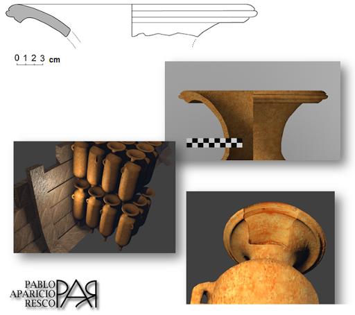 Reconstrucción 3D de tipologías cerámicas