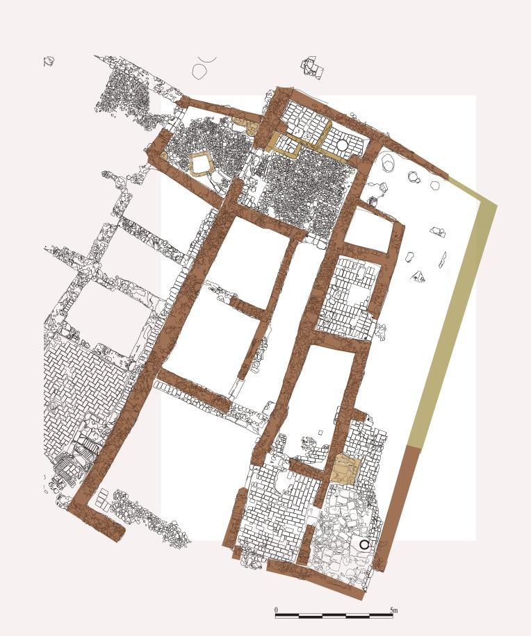 Zona da Adega - Escavações arqueológicas2