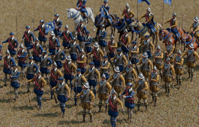 renaissance-army-c16th
